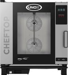 Unox Piec konwekcyjno-parowy 7xGN1/1 ChefTop One system myjący dotykowy ekran 9000760