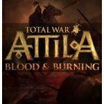 Total War: ATTILA - Krew i ogień STEAM