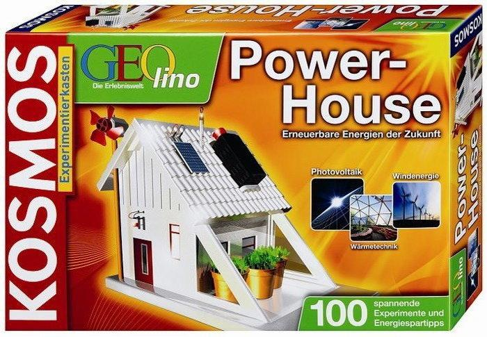 Kosmos zestaw naukowy geolino power house solar ceny i opinie