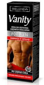 Bielenda Vanity krem do depilacji dla mężczyzn 100 ml