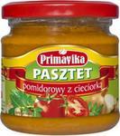 Primavika Pasztet pomidorowy z cieciorką 170g