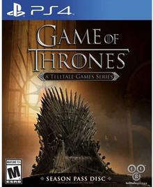 Game of Thrones  A Telltale Games Series PS4