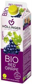 HollingerSok z Czerwonych Winogron 100% Bez Cukru 1L - HOL689