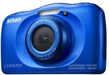Nikon Coolpix S33 niebieski