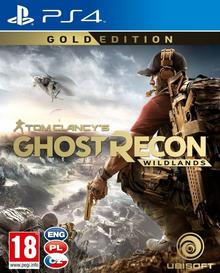 Tom Clancys Ghost Recon Wildlands Gold Edition PS4