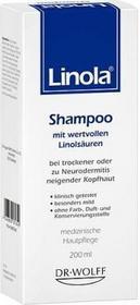 Dr August Wolff Linola Forte szampon GmbH & Co.KG 200 ml