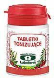 Labofarm Tabletki tonizujące 60 szt.