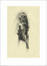 Dziewczyna w sukni - Obraz, reprodukcja