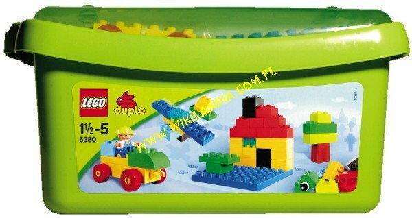LEGO Duplo Duże pudełko klocków 5380