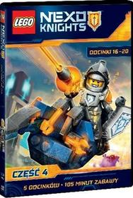 LEGO Nexo Knights część 4 DVD) rozni
