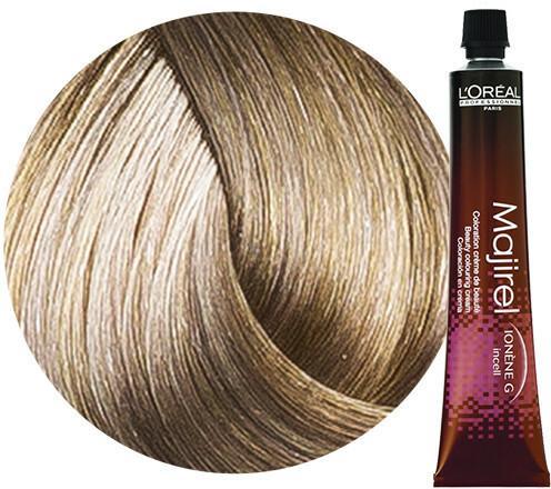 Loreal Majirel   Trwała farba do włosów kolor 9.1 bardzo jasny blond popielaty 50ml