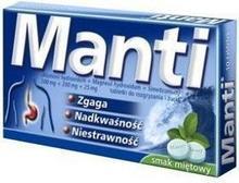 US Pharmacia Manti 32 szt.