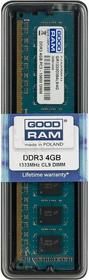 GoodRam 4 GB GR1333D364L9/4G DDR3