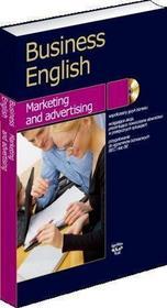 SuperMemo World Business English. Marketing and advertising - książka z płytą CD