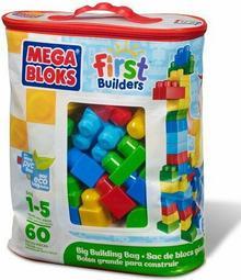 Mega Bloks Torba z Klockami 8416