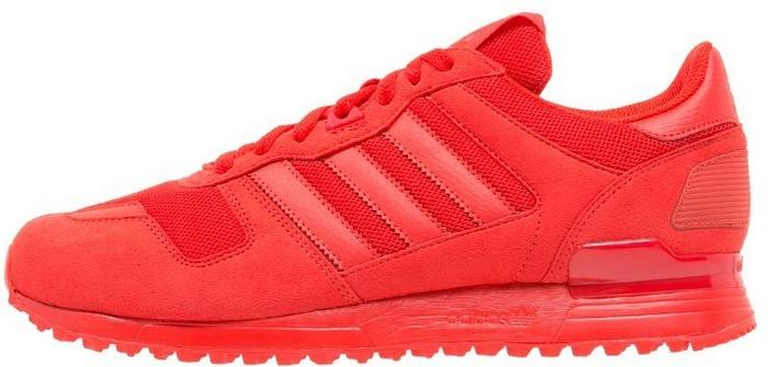buty męskie adidas zx 700 czerwone
