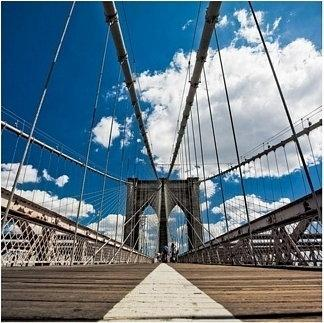 Brooklyn Bridge - reprodukcja