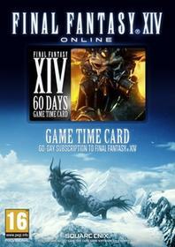 Final Fantasy XIV A Realm Reborn Prepaid 60 dni EU