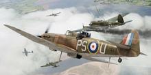 AirFix Brytyjski myśliwiec Boulton Paul Defiant Mk.1 02069