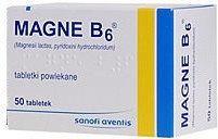 Sanofi Aventis Magne-B6 50 szt.