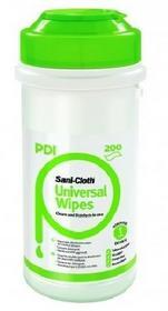 Bezalkoholowe chusteczki PDI Sani Cloth Universal 200 szt. tuba