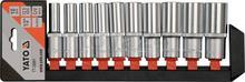 Yato Zestaw kluczy nasadowych YT-38861