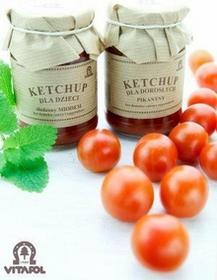 Vitapol Ketchup dla dorosłych pikantny - - 200g 0490-13664_20140225221535