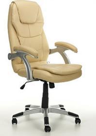 Fotel Biurowy THORNET Beżowy - Fotel Beżowy