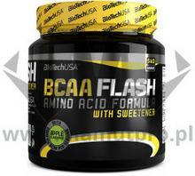 BioTech USA BCAA Flash - 540g