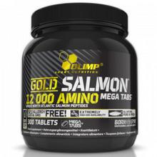 Olimp Gold Salmon 12000 Amino Mega Tabs - 300 tab.