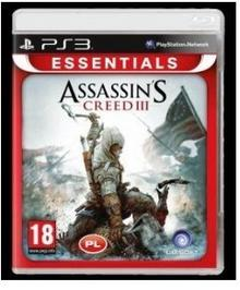 Assassins Creed III Essentials PS3