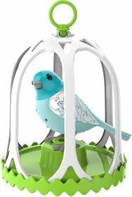 Silverlit DigiBirds Śpiewający ptaszek w klatce 88253