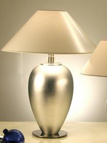 Hollander Holländer Holländer LAMBDA SPESSO GRANDE lampa stołowa Srebrny, 1-punktowy 039 K 1242