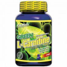 FitMax Green L-Carnitine - 90 kaps.