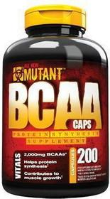 PVL MUTANT BCAA Caps 200kaps