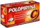 Polpharma Polopiryna C 10 szt.