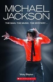 Vicky Shipton Michael Jackson (Sb+CD)