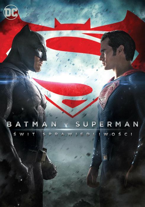 Batman v Superman Świt sprawiedliwości DVD) Zack Snyder