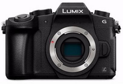 Panasonic Lumix G80 body