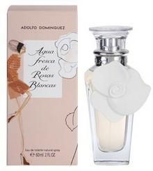 Adolfo Dominguez Agua Fresca de Rosas Blancas woda toaletowa 60ml