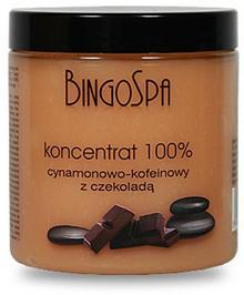 BingoSpa Koncentrat 100% cynamonowo-kofeinowy z czekoladą 250ml