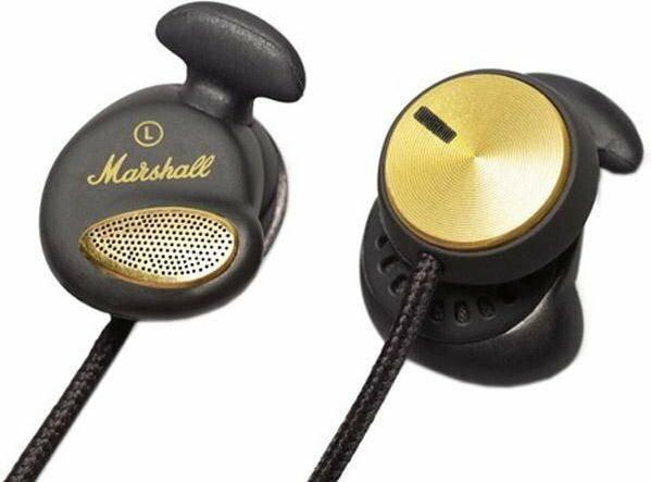 Marshall Minor złote