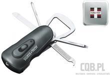 Swiss Tech Multitool Swivel Tool 8 w 1 Gift Box