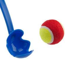 Bitiba a Wyrzutnia piłki dla psa - Kolor: niebieski