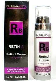 PharmaVita  Retin C Krem z retinolem; 50 ml
