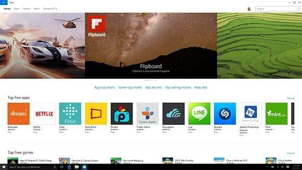 Microsoft Windows 10 Home PL BOX 32/64bit