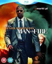 Człowiek w ogniu [Blu-Ray]