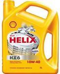 Opinie o Shell Helix HX6 10W-40 5L