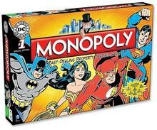 MUVE Muve Monopoly Dc Universe