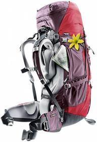 Deuter Plecak turystyczny damski Aircontact 40 + 10 SL 332001650050/BORDOWY